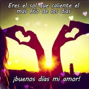 Las Mas Bellas Imagenes Con Frases De Buenos Dias Amor