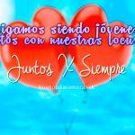 Imagen de corazon de amor Juntos Para Siempre