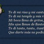 Imágenes de amor imposible con poemas