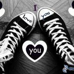 Imágenes de Converse con Frases de amor