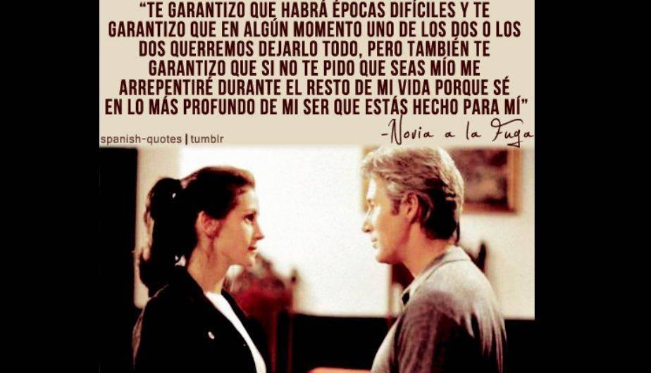 Imagenes Con Frases De Peliculas Romanticas